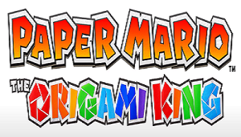 paper mario the origami king release date
