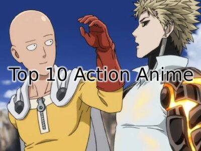 Top 10 Action Anime